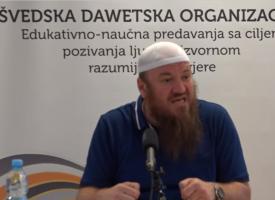 Prokleti šejtani se vežu u mjesecu ramazanu! – mr. Osman Smajlović