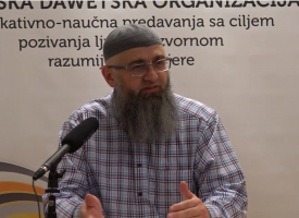 Vjera nije po želji ljudi_dr. Safet Kuduzović