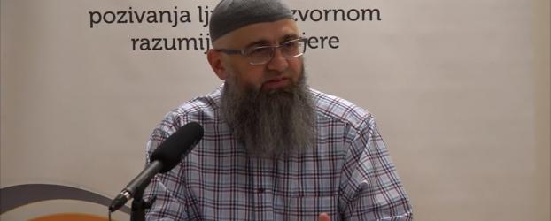 Ahiretski život je pravi život_dr. Safet Kuduzović