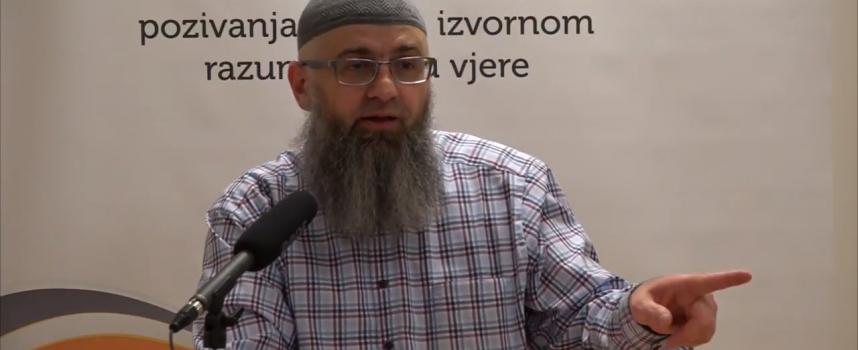 Pitanje u vezi napaštanja posta? – dr. Safet Kuduzović
