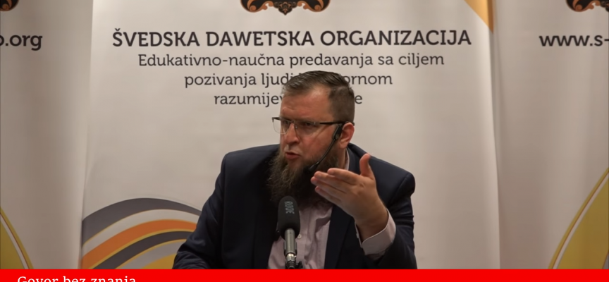 Govor bez znanja… – mr. Adnan Mrkonjić