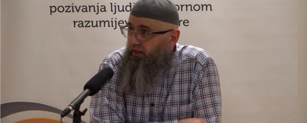 Ovaj ummet se neće složiti na zabludi_dr. Safet Kuduzović