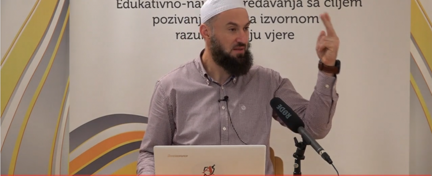 Bolest srca kod vjernika… – hfz. Almir Kapić