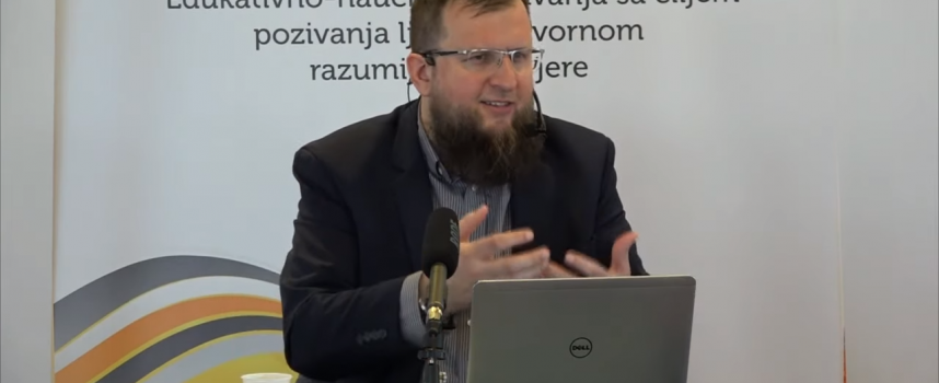 Pustiš čovjeku slobodu, on te zgazi! – mr. Adnan Mrkonjić