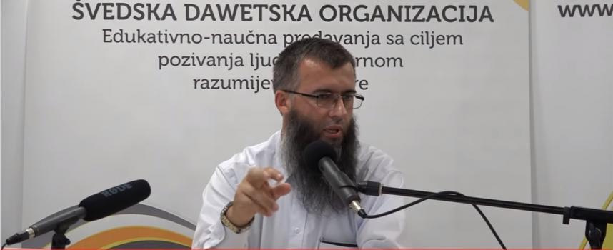 Naš odnos prema drugima… – mr. Hajrudin Ahmetović
