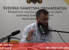 Tri vrste odgoja! – mr. Hajrudin Ahmetović