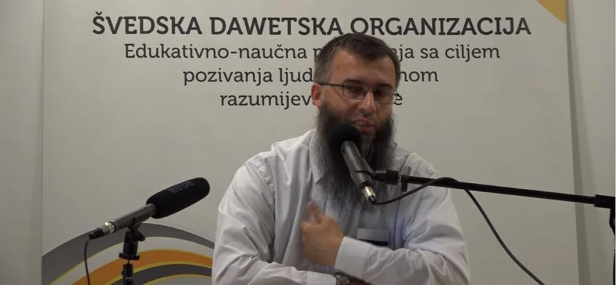 Druga vrsta odgoja – mr. Hajrudin Ahmetović