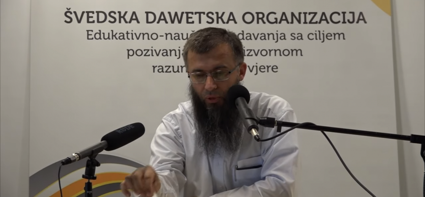 Primarna vrsta odgoja! – mr. Hajrudin Ahmetović