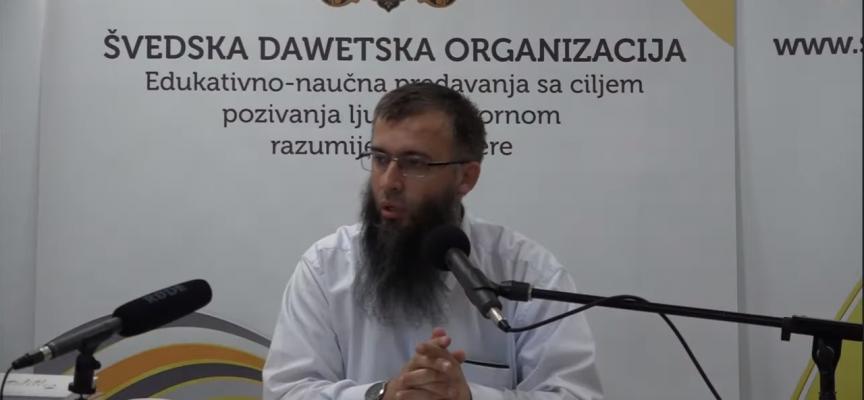 Koristi riječi 'O vi koji vjerujete!' – mr. Hajrudin Ahmetović