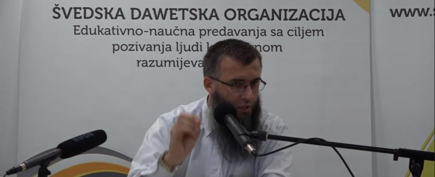 Sabit ibn Kajs! – mr. Hajrudin Ahmetović