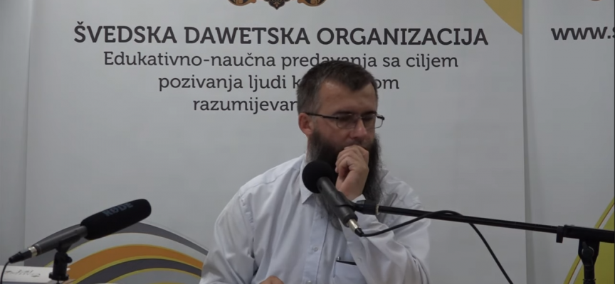 O Sunnetu… – mr. Hajrudin Ahmetović