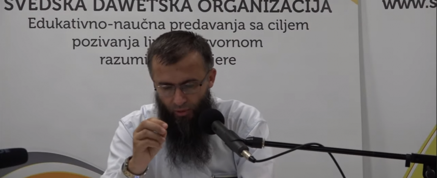 Dobro društvo… – mr. Hajrudin Ahmetović