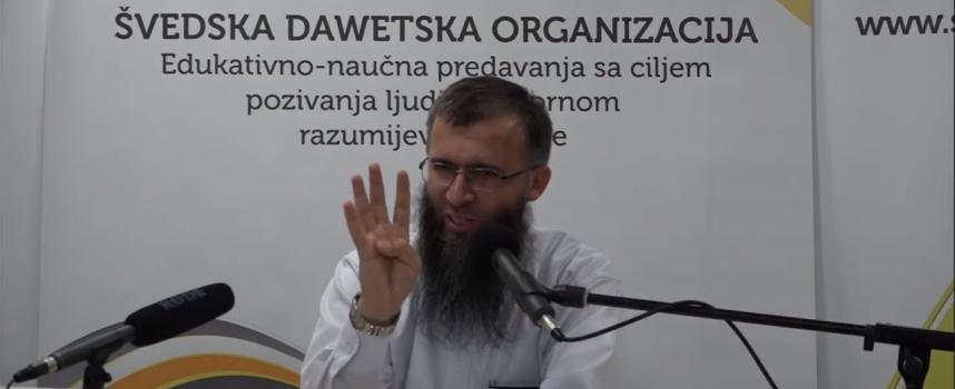 Uvjeti ispravnosti svjedočenja da je Muhammed Allahov poslanik! – mr. Hajrudin Ahmetović