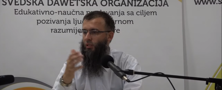 O mudrosti… – mr. Hajrudin Ahmetović