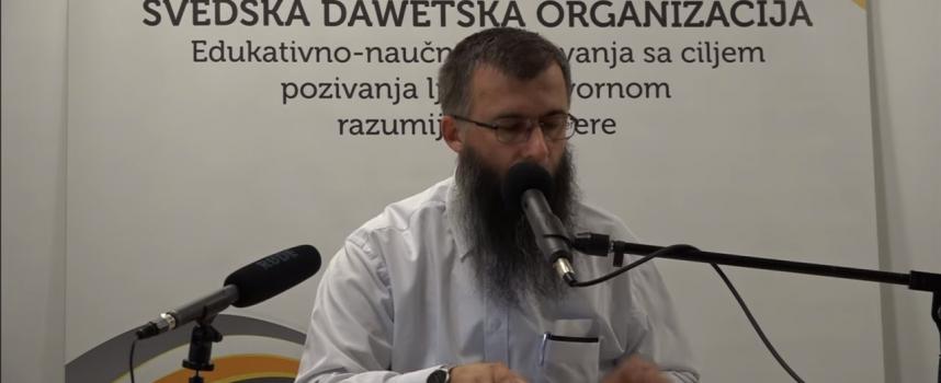 """""""O vi koji vjerujete…"""" – mr. Hajrudin Ahmetović"""
