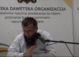 Doista su vjernici braća! – mr. Hajrudin Ahmetović
