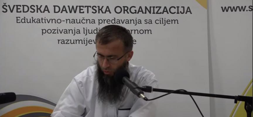 Neka se jedan narod ne ismijava sa drugim narodom! – mr. Hajrudin Ahmetović