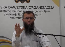 Pet stepena nijjeta! – mr. Hajrudin Ahmetović
