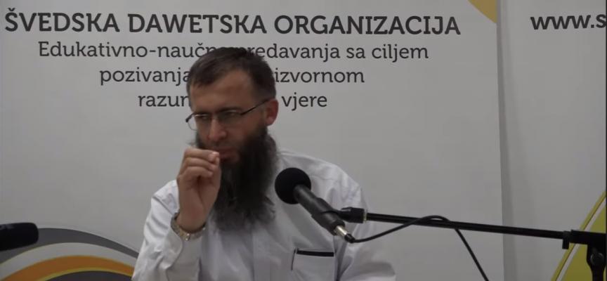 Uzdizadnje djela – mr. Hajrudin Ahmetović