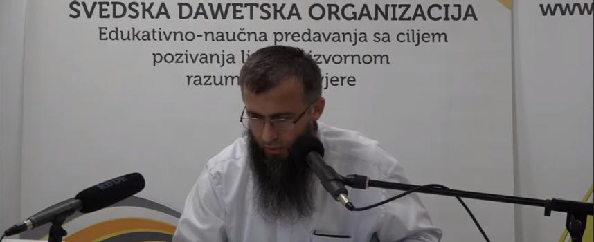 Provjera vijesti! – mr. Hajrudin Ahmetović