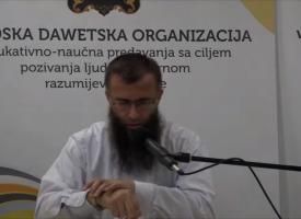 Allah upućuje! – mr. Hajrudin Ahmetović