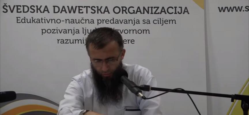 O kaderu… – mr. Hajrudin Ahmetović