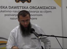 Tražimo bratu opravdanje! – mr. Hajrudin Ahmetović