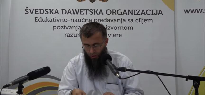O onima koji spuste svoje glasove… – mr. Hajrudin Ahmetović