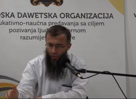 Ne uzdižimo se jedni iznad drugih! – mr. Hajrudin Ahmetović