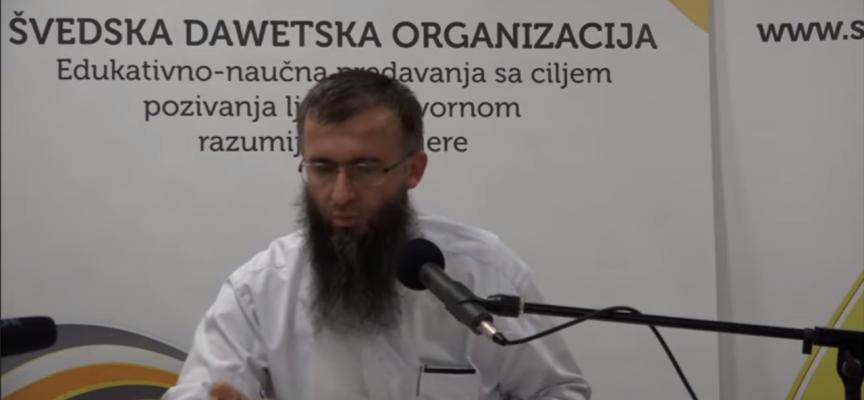 Nemojte uhoditi jedni druge! – mr. Hajrudin Ahmetović