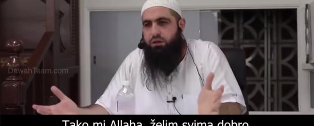 ŠOKANTNA istina o muslimanskoj omladini!   Mohammad Hablos