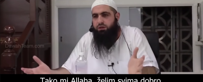 ŠOKANTNA istina o muslimanskoj omladini! | Mohammad Hablos