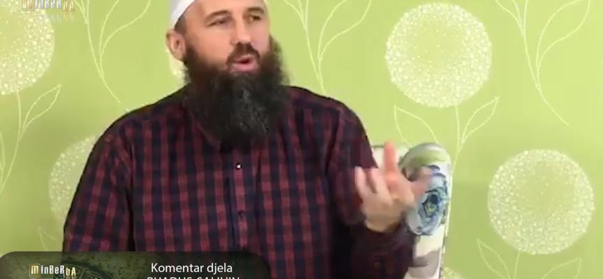 """Komentar djela """"Rijadus-salihin"""" 34.dio – mr. Elvedin Pezić"""