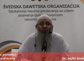Dr Safet Kuduzović – Garib u svojoj porodici (sept 2016)