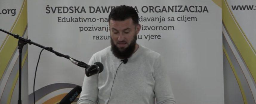 Hfz Almir Kapić – Ko je najpreći tvome osmjehu