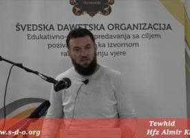 Hfz Almir Kapić – Tewhid