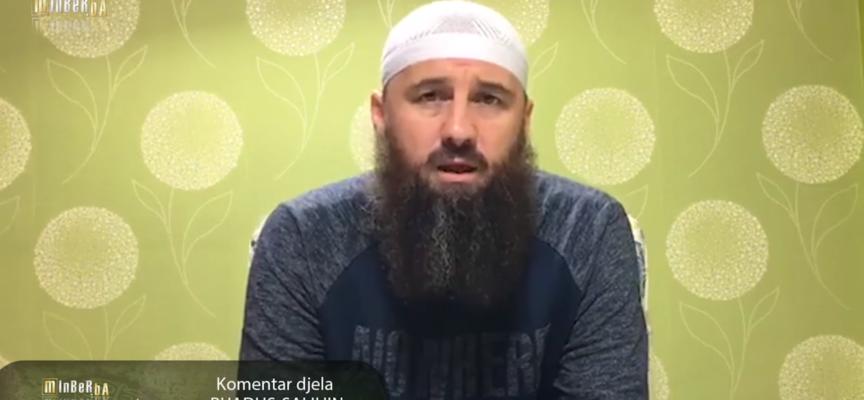"""Komentar djela """"Rijadus-salihin"""" 27.dio – mr. Elvedin Pezić"""