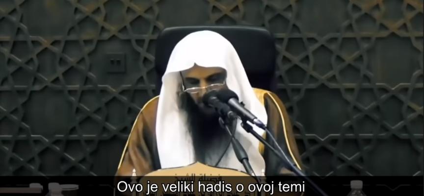 Ove dvije stvari uništit će muslimane! | Šejh Abdurrezzak El-Bedr