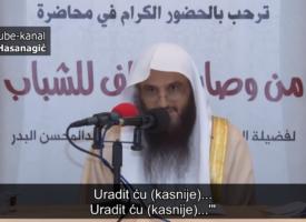 NAJVEĆI PROBLEM muslimanske omladine | Šejh Abdurrezzak El-Bedr