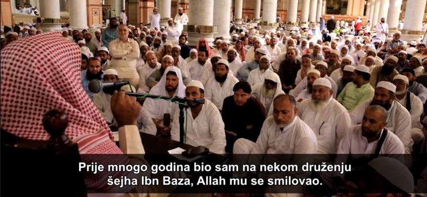 Ovako su me savjetovali Ibn Baz i Ibn Usejmin | Šejh Abdurrezzak El-Bedr