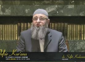 Najveće iskušenje za čovjeka je da ostane bez vjere_dr. Safet Kuduzović