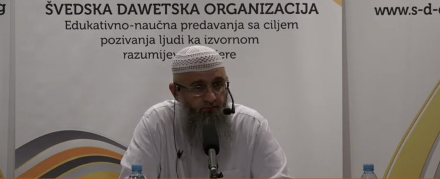 Dr Safet Kuduzović – Liječenje akupunkturom (sept 2016)