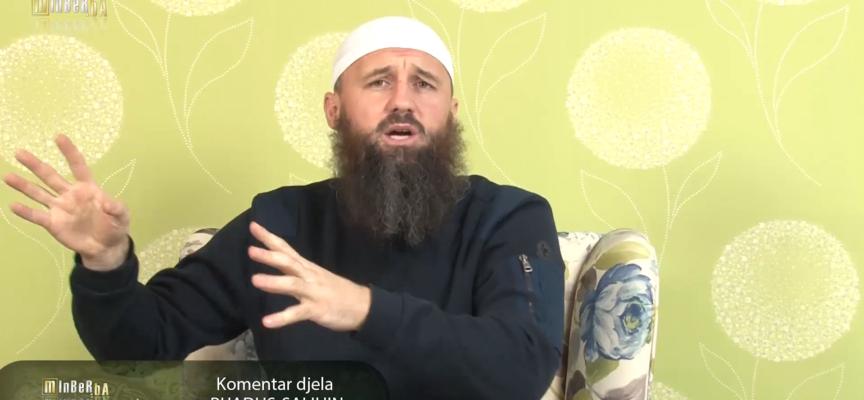 """Komentar djela """"Rijadus-salihin"""" 42.dio – mr. Elvedin Pezić"""