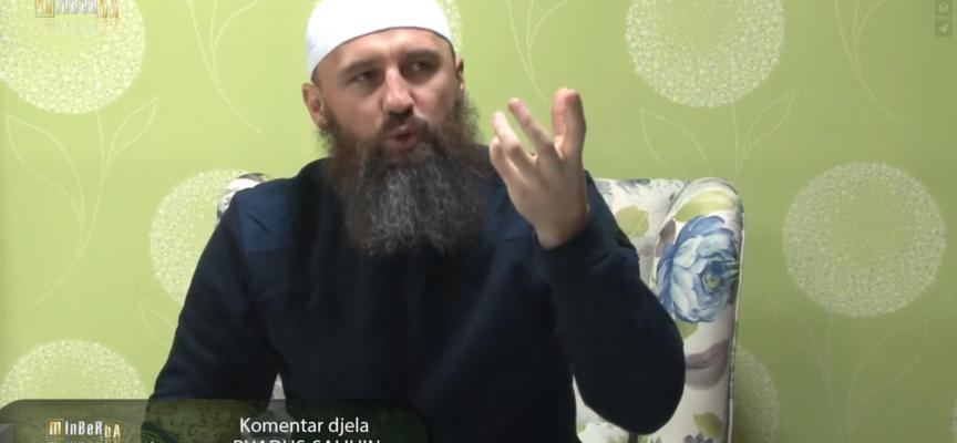 """Komentar djela """"Rijadus-salihin"""" 37.dio – mr. Elvedin Pezić"""