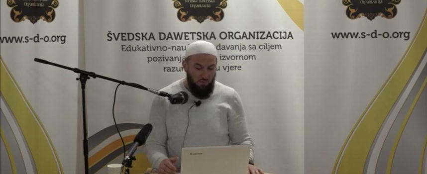 Ljubav u ime Allaha – Hfz Almir Kapić