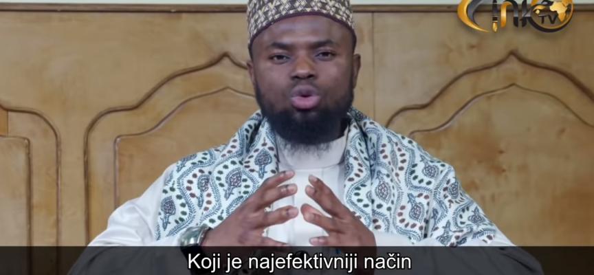 Ukaša Kameni otkrio NAJBOLJI način hifza Kur'ana