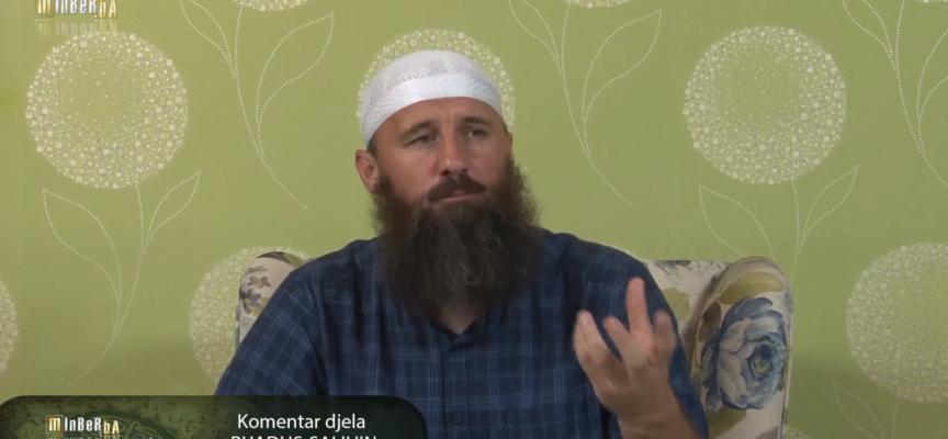 """Komentar djela """"Rijadus-salihin"""" 53.dio – mr. Elvedin Pezić"""