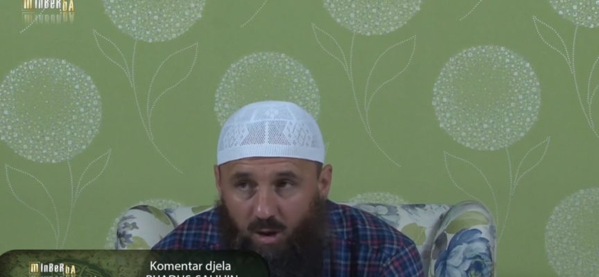 """Komentar djela """"Rijadus-salihin"""" 55.dio – mr. Elvedin Pezić"""
