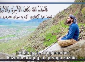 Predivno učenje Kur'ana u brdima Iraka