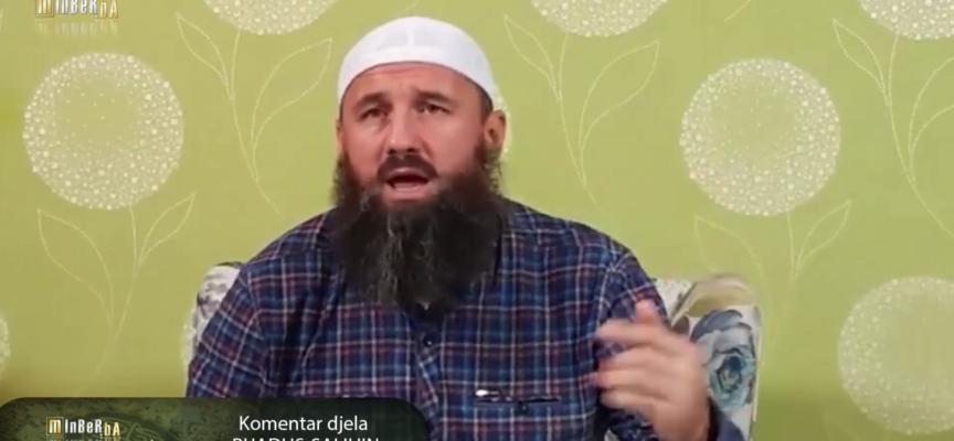 """Komentar djela """"Rijadus-salihin"""" 58.dio – mr. Elvedin Pezić"""